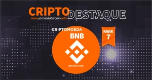 Cripto Destaque - BNB (Binance Coin)