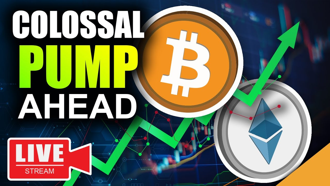 COLOSSAL PUMP for Bitcoin & Ethereum (February 2021 Will Be BEST EVER)