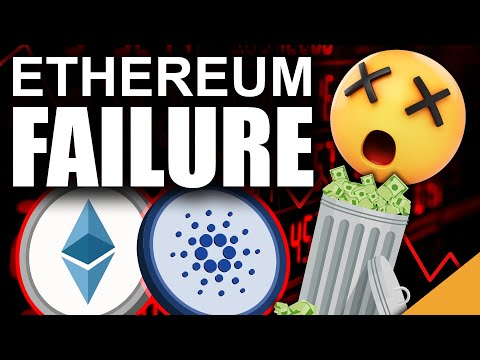 Ethereum MOST EPIC FAILURE (Is 2021 Time to Trade ETH for ADA?)