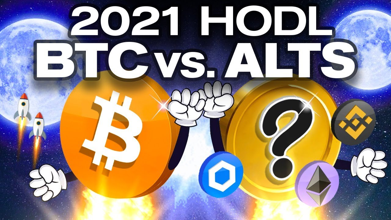 HODL Bitcoin or ALTCOINs!? Which Will MOON MORE!?