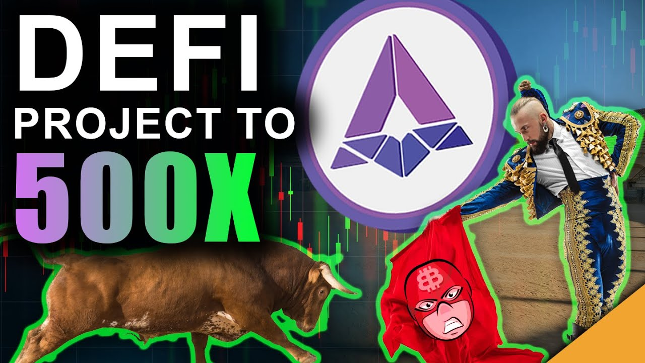 MONSTER Altcoin Gem (MOST Bullish Defi Project May 500x)