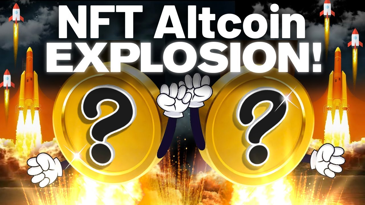 NFT ALTCOINs Are Ready to EXPLODE!! My TOP Picks..!?