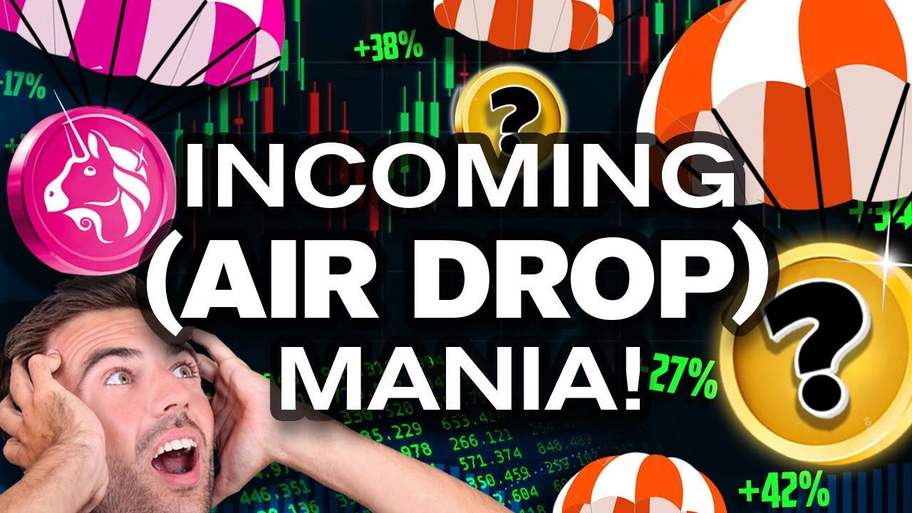 PREPARE! Airdrops BIGGER than Uniswap Incoming Soon!!