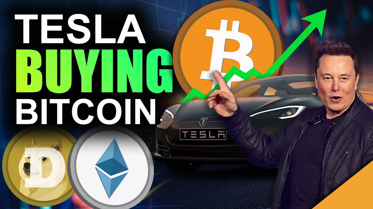 TESLA Buys 1.5 Billion in BITCOIN (ETHEREUM NEXT?)