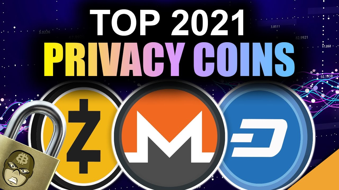Top Privacy Coins in 2021 (Crypto is Our ONLY Hope)