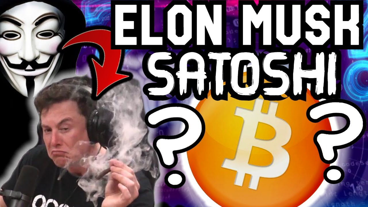 What Did I Say!? Elon Musk Is BITCOINs Creator!! Moon Party!!