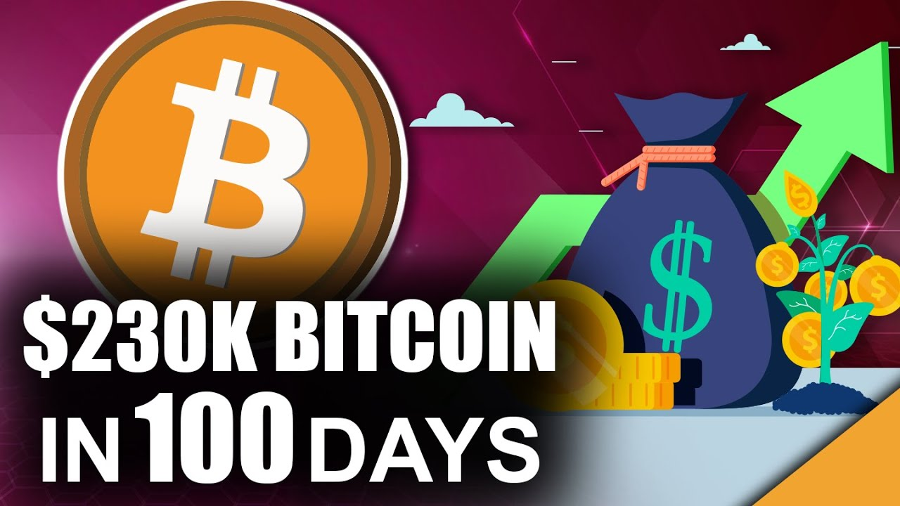 Bitcoin CRUSHES $230k in 100 Days (TOP Expert Explains)