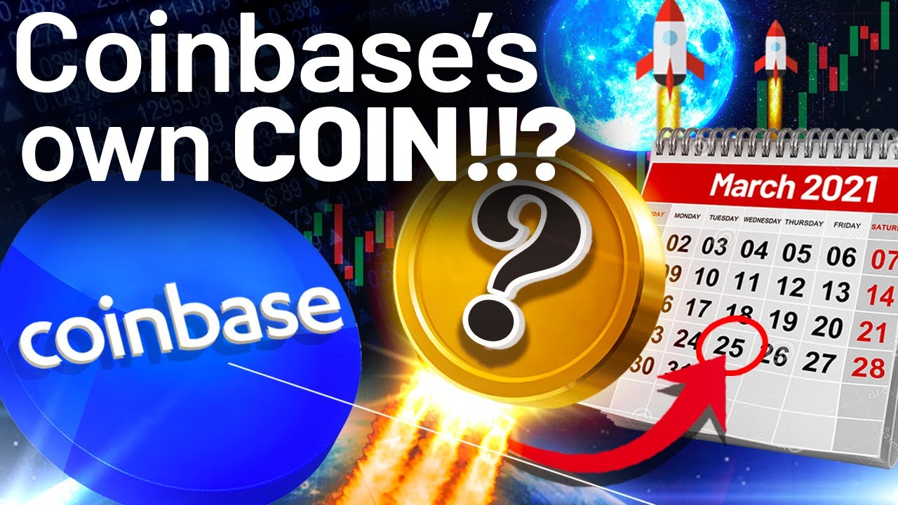 Coinbase's BIG SURPRISE!? Launching Their Own Token!?