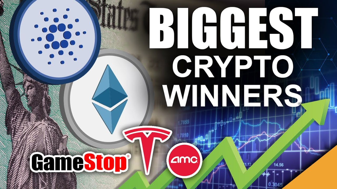 Ethereum & Cardano Will SHOCK THE WORLD!!! BIGGEST WINNERS of 2021