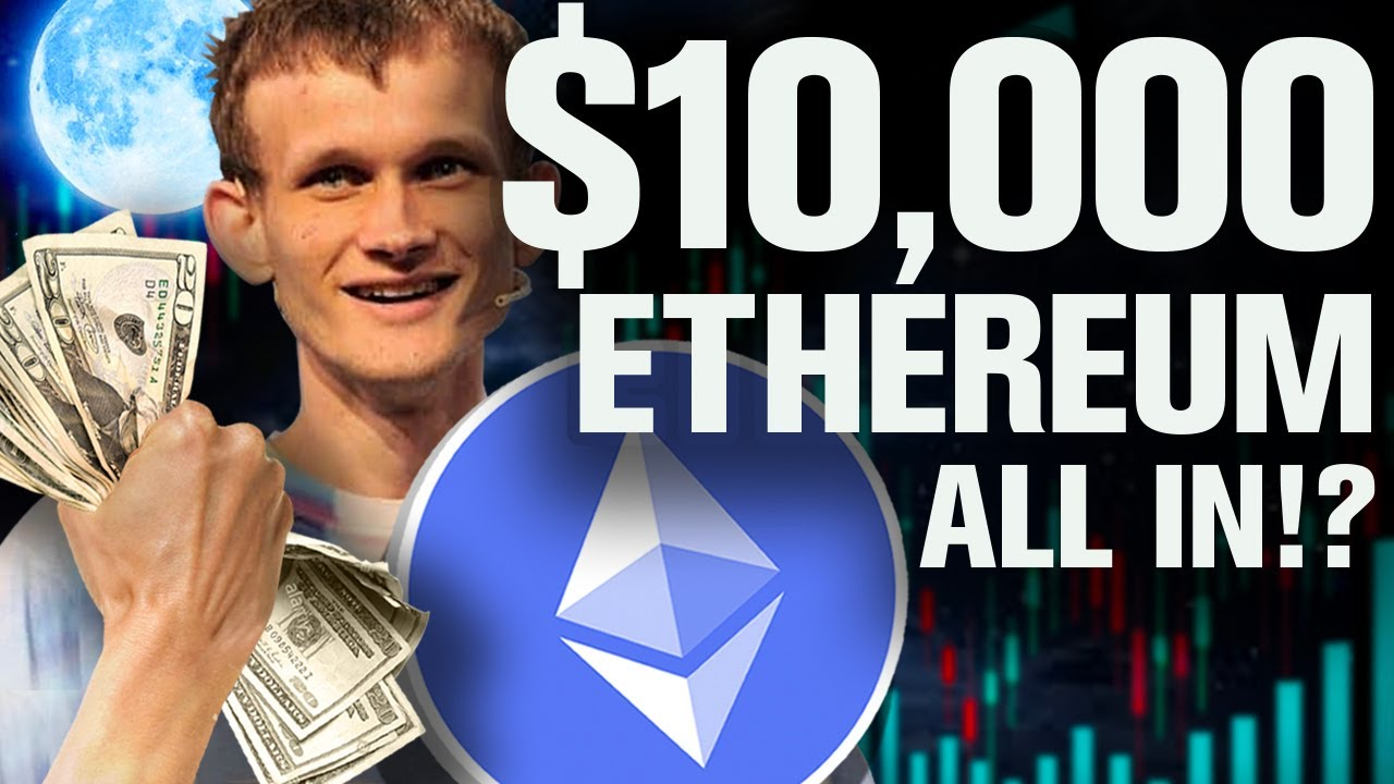 """Going """"ALL IN"""" w/ Ethereum!? $10k ETH Is TRENDING!!"""