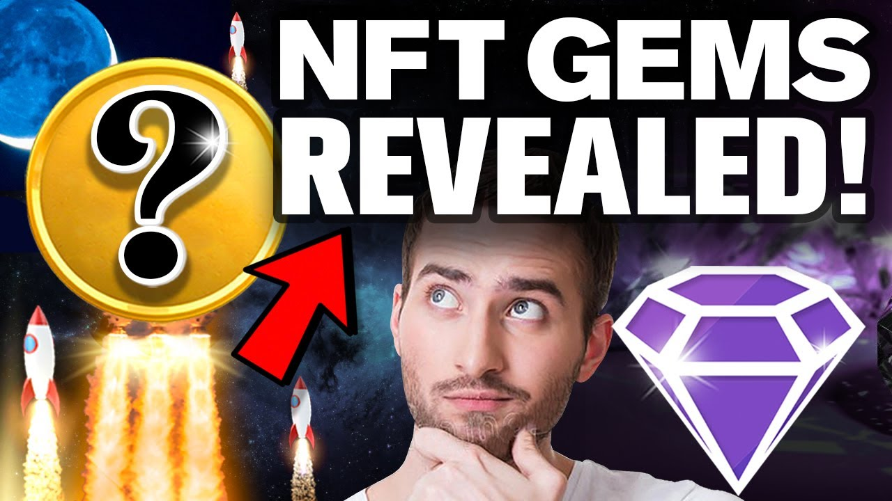 """NFT ALTCOINs are Exploding! My Top NFT """"GEMS"""" Are…!??"""
