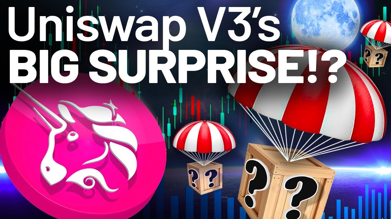 Uniswap v3 Arrives SOON!! They Have A BIG SURPRISE!!