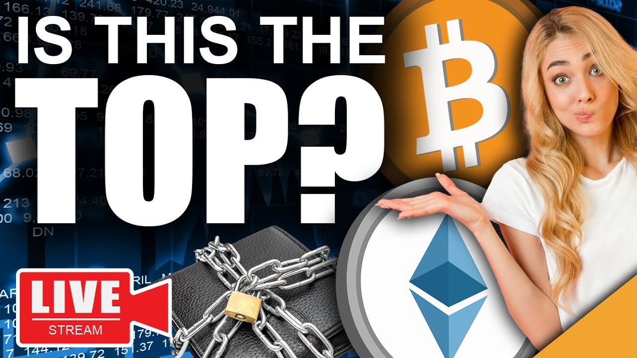 Is This The Bitcoin Top?!?! (Ethereum Killers in 2021)