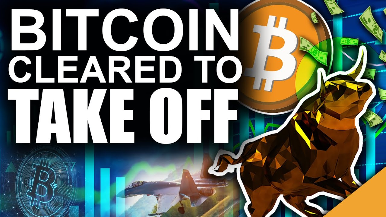 Bitcoin CLEARED to TAKE-OFF (80% Chance Lows Are In)