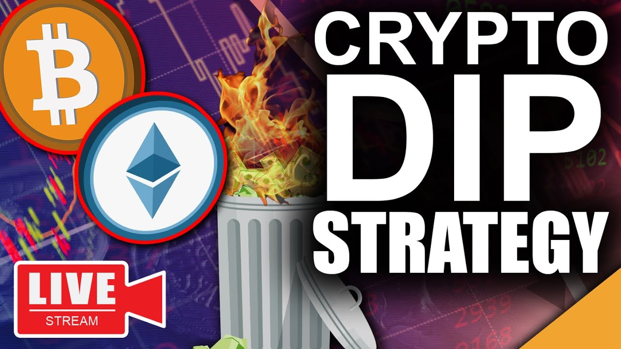 Greatest 2021 Dip (Best Bitcoin & Ethereum Stacking Strategy)