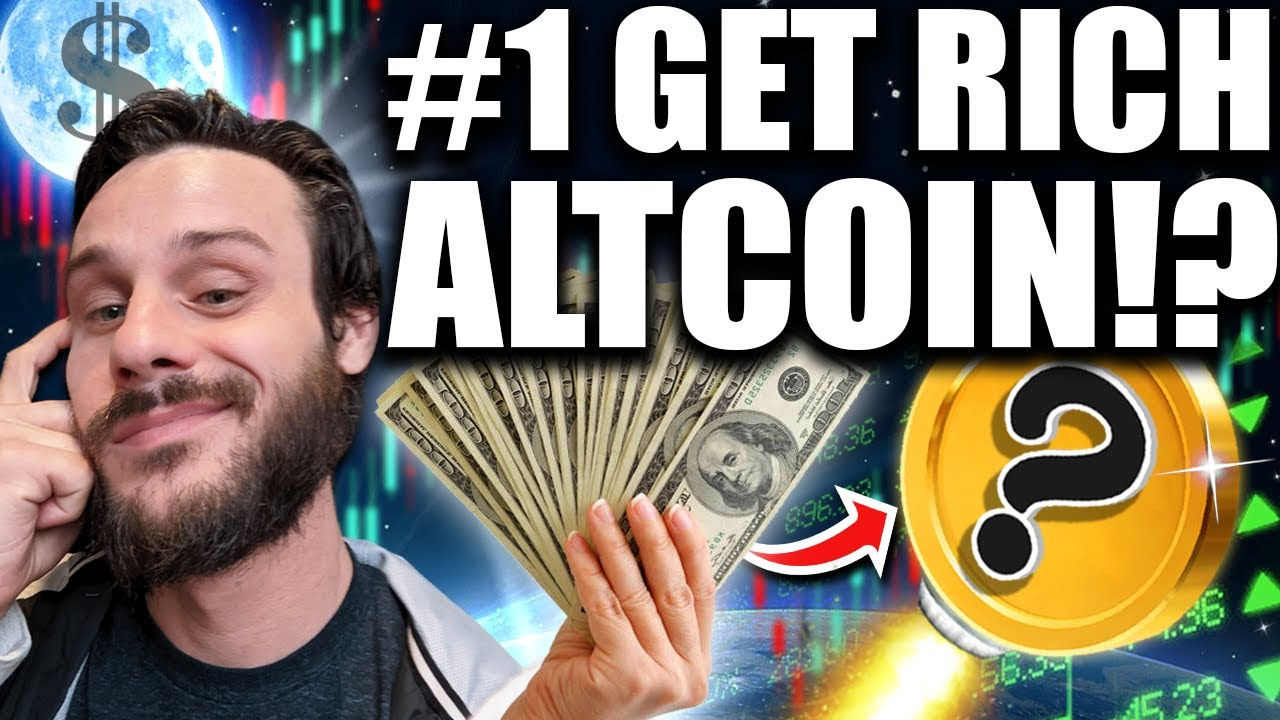 The #1 Get Rich ALTCOIN!? I'm Buying It…RIGHT NOW!!